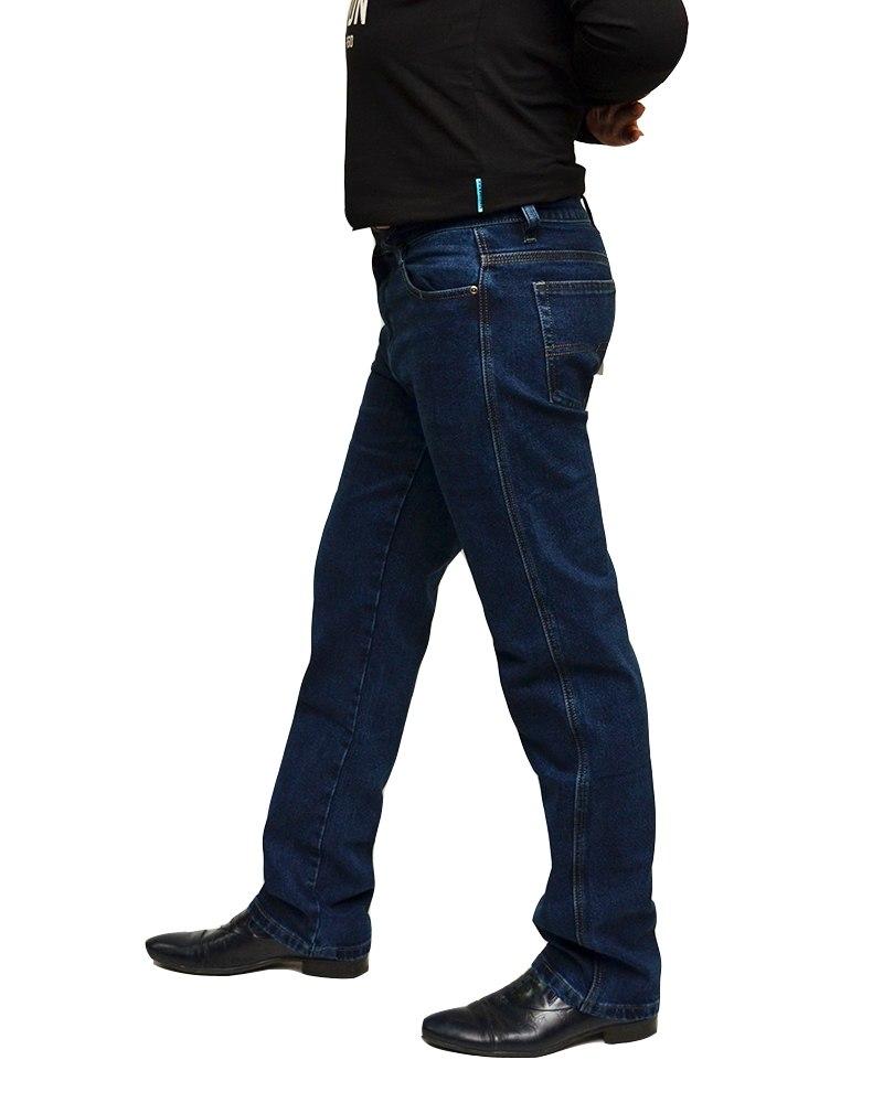 Синие джинсы мужские
