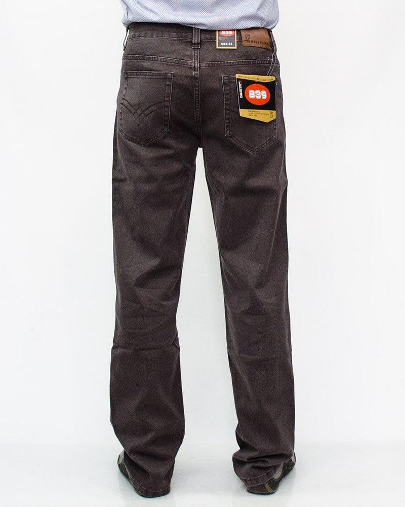 Коричневые джинсы мужские доставка