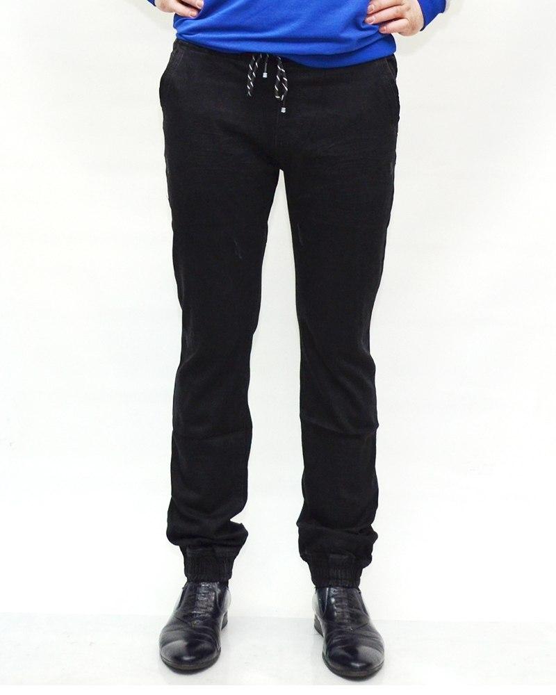 Черный джинсы мужские