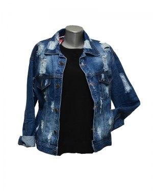 Пиджак женский HT синий 206