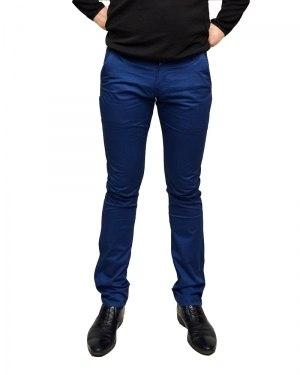 Джинсы мужские 839 синие 38001