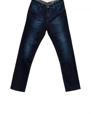 Джинсы мужские V&D синие стрейч 9004
