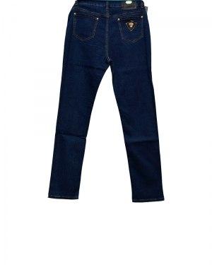 Джинсы женские LDM синие 8597