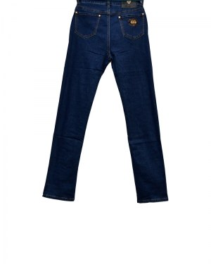 Джинсы женские LDM синие 8598