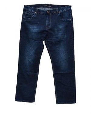Джинсы мужские FANGSIDA синие 9058