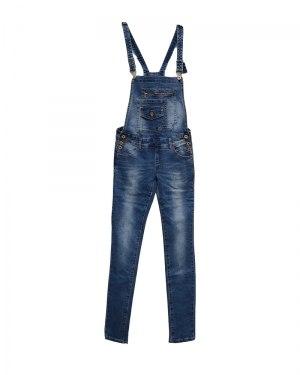 Комбинезон женский RE-DRESS синий 7061