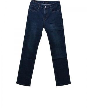 Джинсы женские MISS BY синие стрейч 654