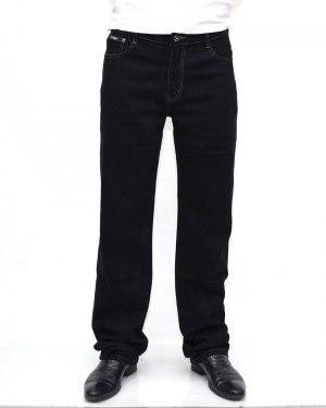 Джинсы мужские 839 черные 609-12