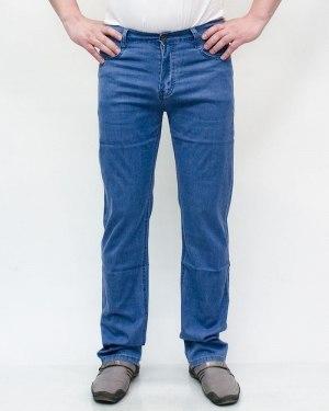 Джинсы мужские 839 голубые 028-2-10