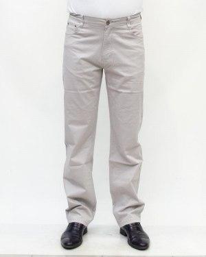 Джинсы мужские 839 светло-серые летние 026-3-12