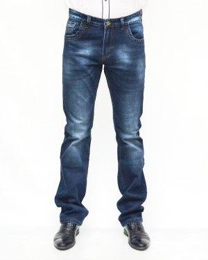 Джинсы мужские VING синие 1030-1