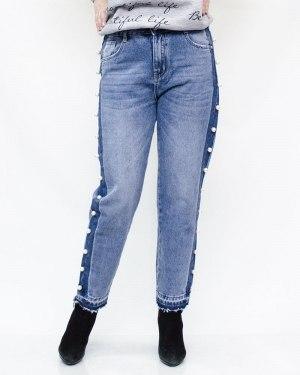 Джинсы женские GALLOP голубые 5085