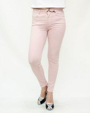 Джинсы женские IT`S BASIC 1005 розовые