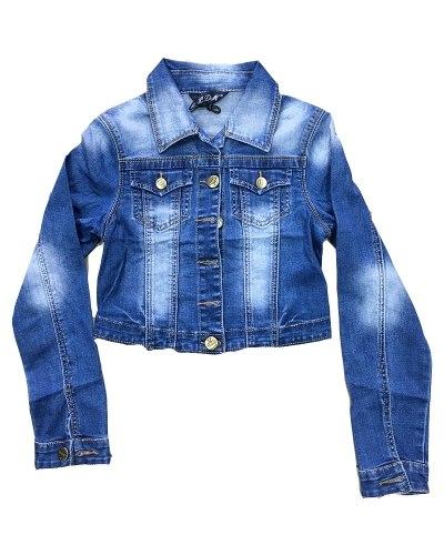Пиджак женский LDM голубой 8500