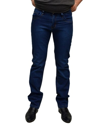 Джинсы мужские 839 синие 2311-1