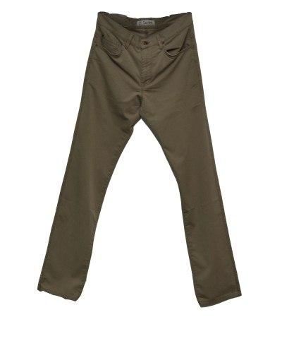 Джинсы мужские DECANT светло-коричневые облегченные