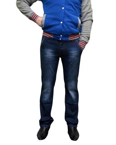 Джинсы мужские BULLPRO синие стрейч 2292