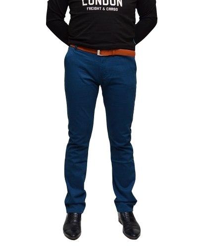 Джинсы мужские CATENVIN синие стрейч 006-36