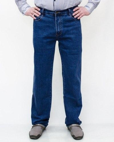 Джинсы мужские 839 голубые 602-8