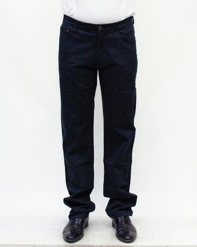 Джинсы мужские 839 синие летние 026-5-12