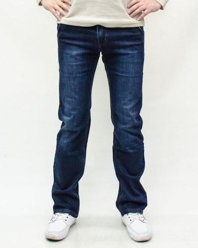 Джинсы мужские BAGRBO синие 6098