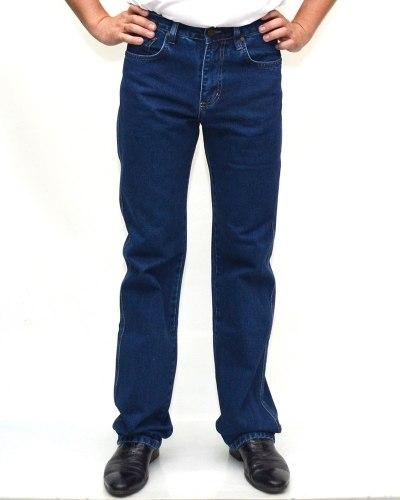 Джинсы мужские DECANT ярко-синие