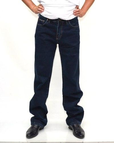 Джинсы мужские DECANT синие стрейч