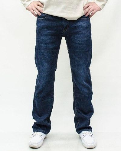 Джинсы мужские DSQATARD синие зимние 9401