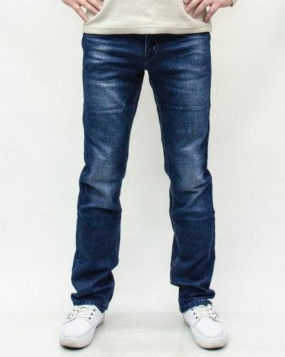 Джинсы мужские FANGSIDA синие 610