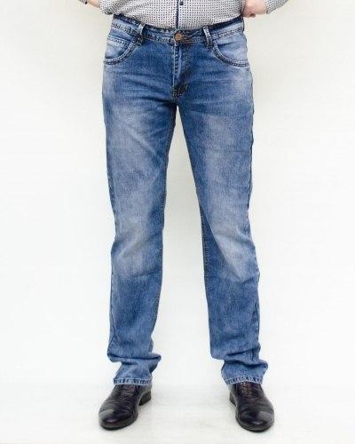 Джинсы мужские FANGSIDA синие 663
