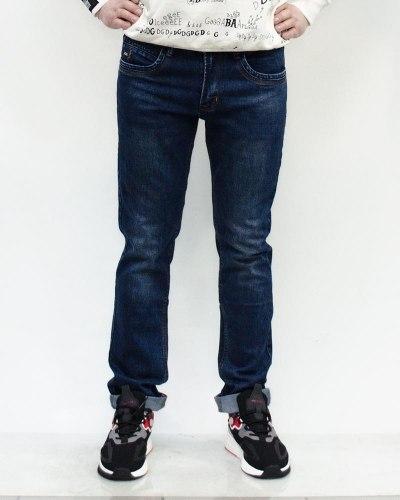 Джинсы мужские LONGLI синие 2325