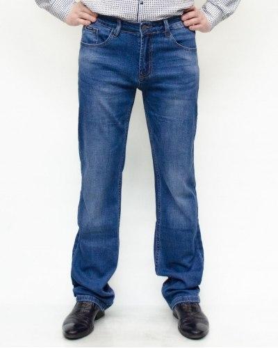 Джинсы мужские PAGALEE синие 6776