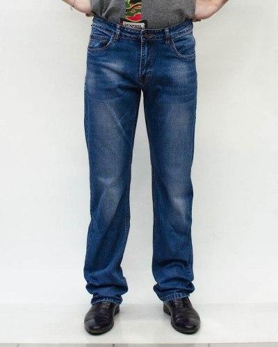 Джинсы мужские POKARO синие 15910