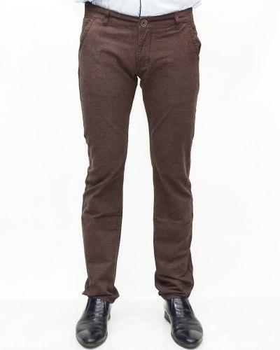 Джинсы мужские RESALSA коричневые 8208-4