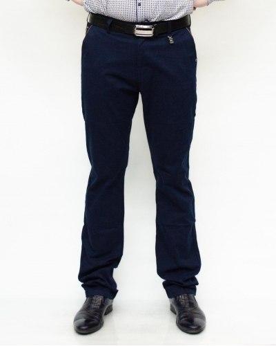 Джинсы мужские RESALSA синие с ремнем 1004