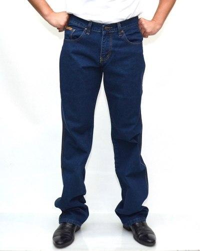 Джинсы мужские WRANGLER ярко–синие