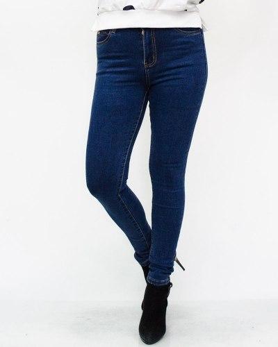 Джинсы женские LZY синие 3292