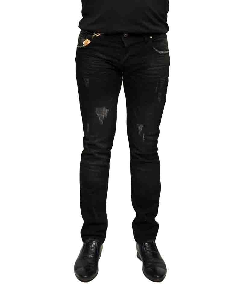 b280af10f3c Рваные мужские джинсы – купить мужские рваные джинсы в Украине ...
